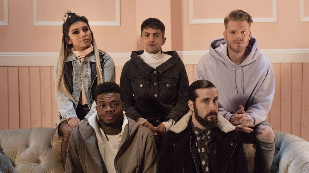No Avi Kaplan, Pentatonix First New Video as a Quartet