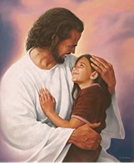 Caleb and Kelsey, Jesus Loves The Little Children