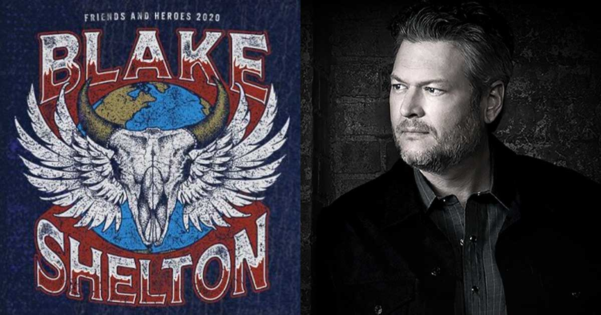 """Blake Shelton Releases """"Fully Loaded: God's Country"""" Tracklist 1"""