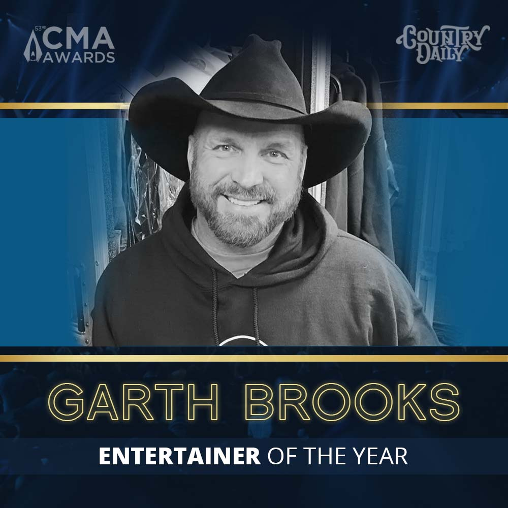 2019 CMA Award: Garth Brooks' Winning Entertainer of the Year is a Symptom of a Problem 1
