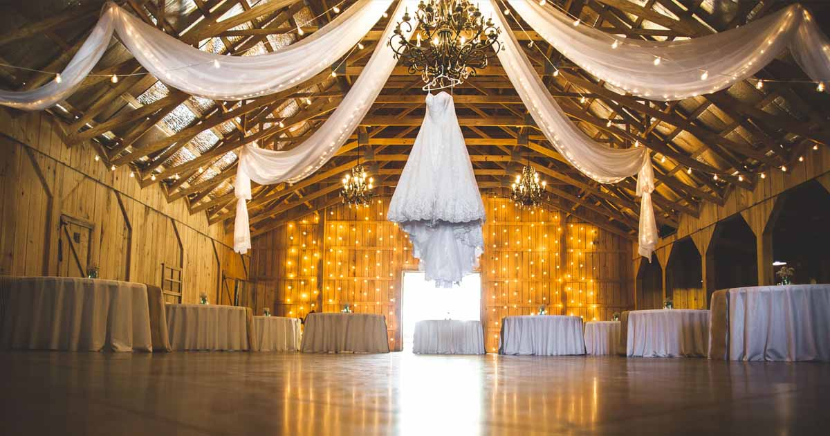 Checkout These barn wedding venues that will make your big day unforgettable