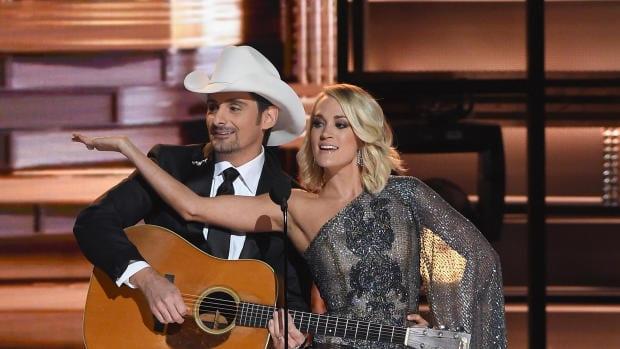 Remind Me, Brad Paisley, Carrie Underwood, CMA Awards