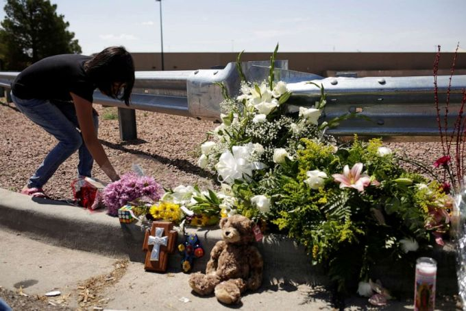 mass shooting, shooting, texas, gunman, el paso, hero
