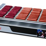 hot dog roller grill rental