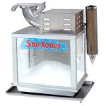 snow cone maker rental