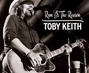Toby Keith Rum is the Reason