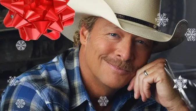 merry christmas - Alan Jackson Christmas