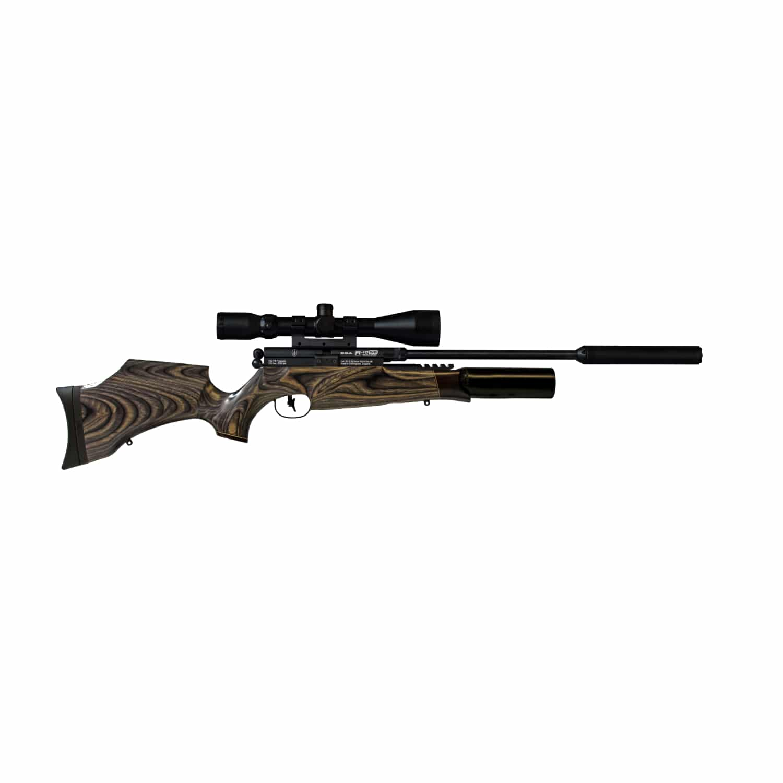 BSA R10 SE Air Rifle Walnut, Black, Pepper or Realtree