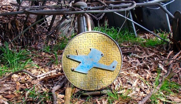 antique playground equipment