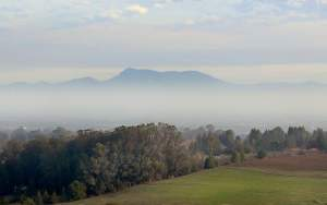 smog seen from Sebastopol