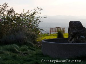 bench-on-knoll-lonely-now