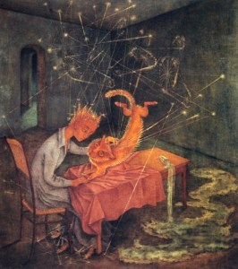 madness of cats-remedios varo
