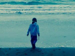 a boy and the sea