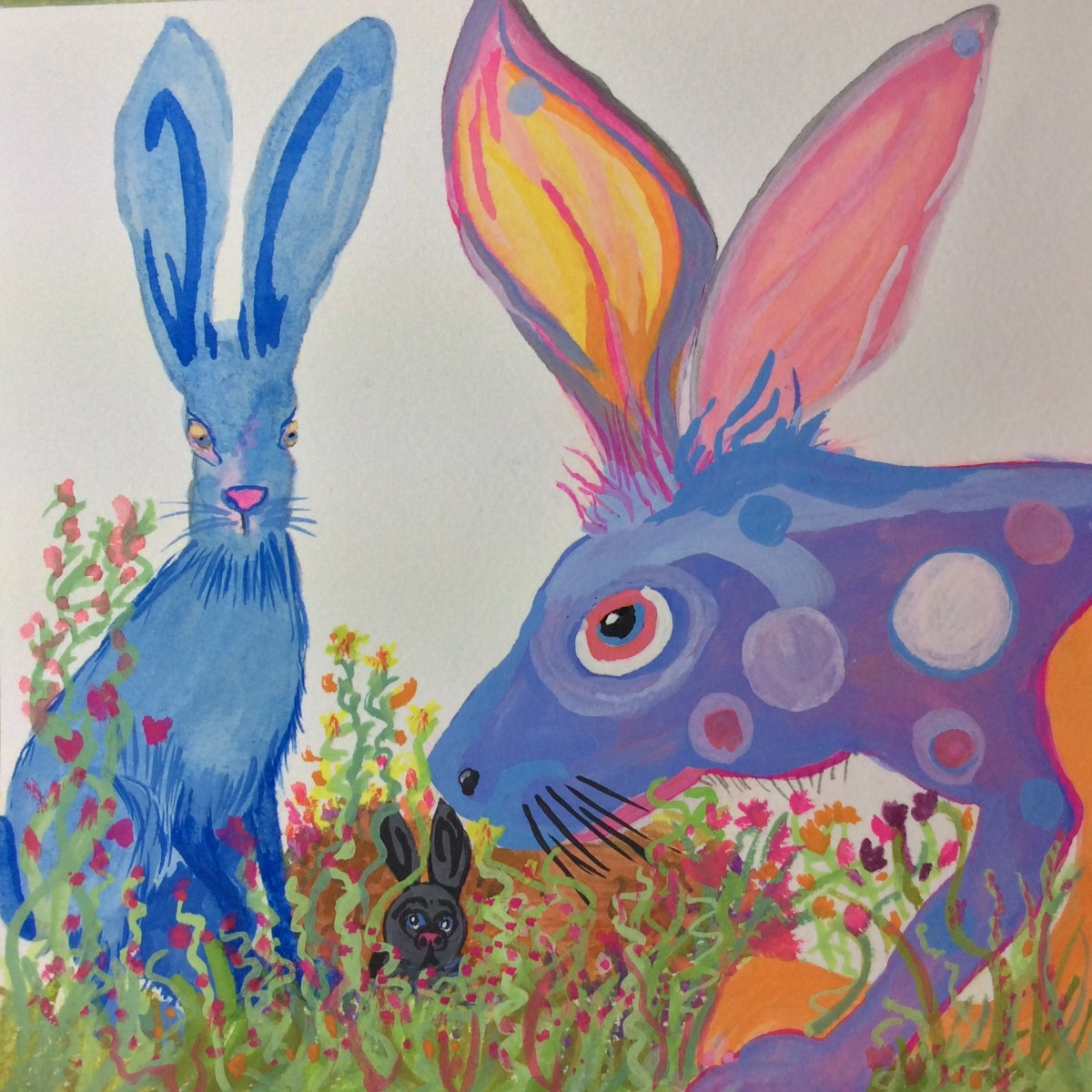 Painting Animals My Way ~ Shameless Promotion!