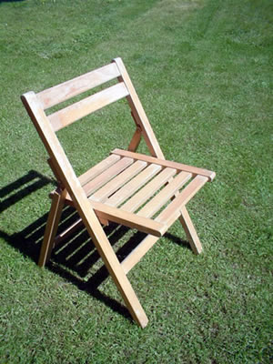 wooden folding chairs for rent kmart desk chair furniture hire prices county marquees reading maidenhead slough vintage beech