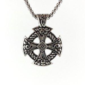Victorian Cross Necklace