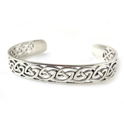 Celtic Waves Cuff