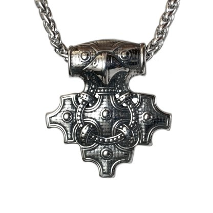 Ravens Hammer Necklace