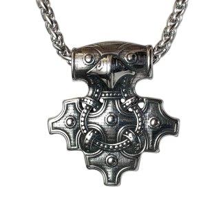 Ravens Hammer Necklace