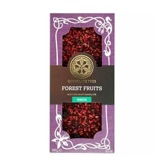Forest Fruits Artisan Chocolate Bar