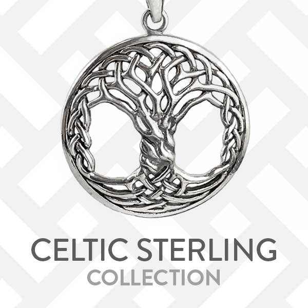 Celtic Sterling Jewelry