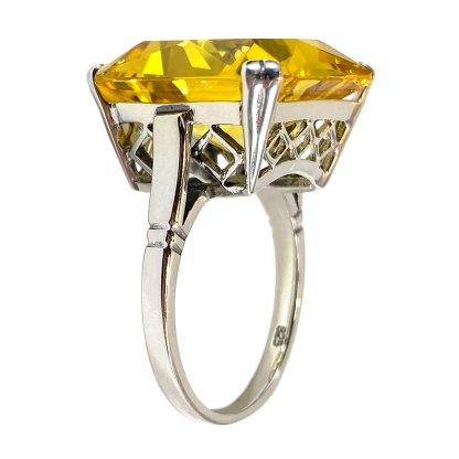 Bella Ring in Sterling