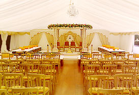 Indian Wedding Marquee Marquee Hire Stanmore