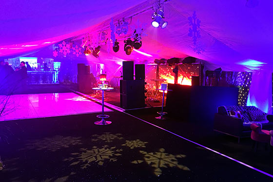 Party Tent  Marquee Hire in Highgate