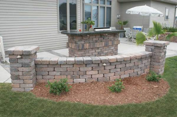 summit stone landscape units