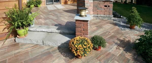 pavers & patio stones