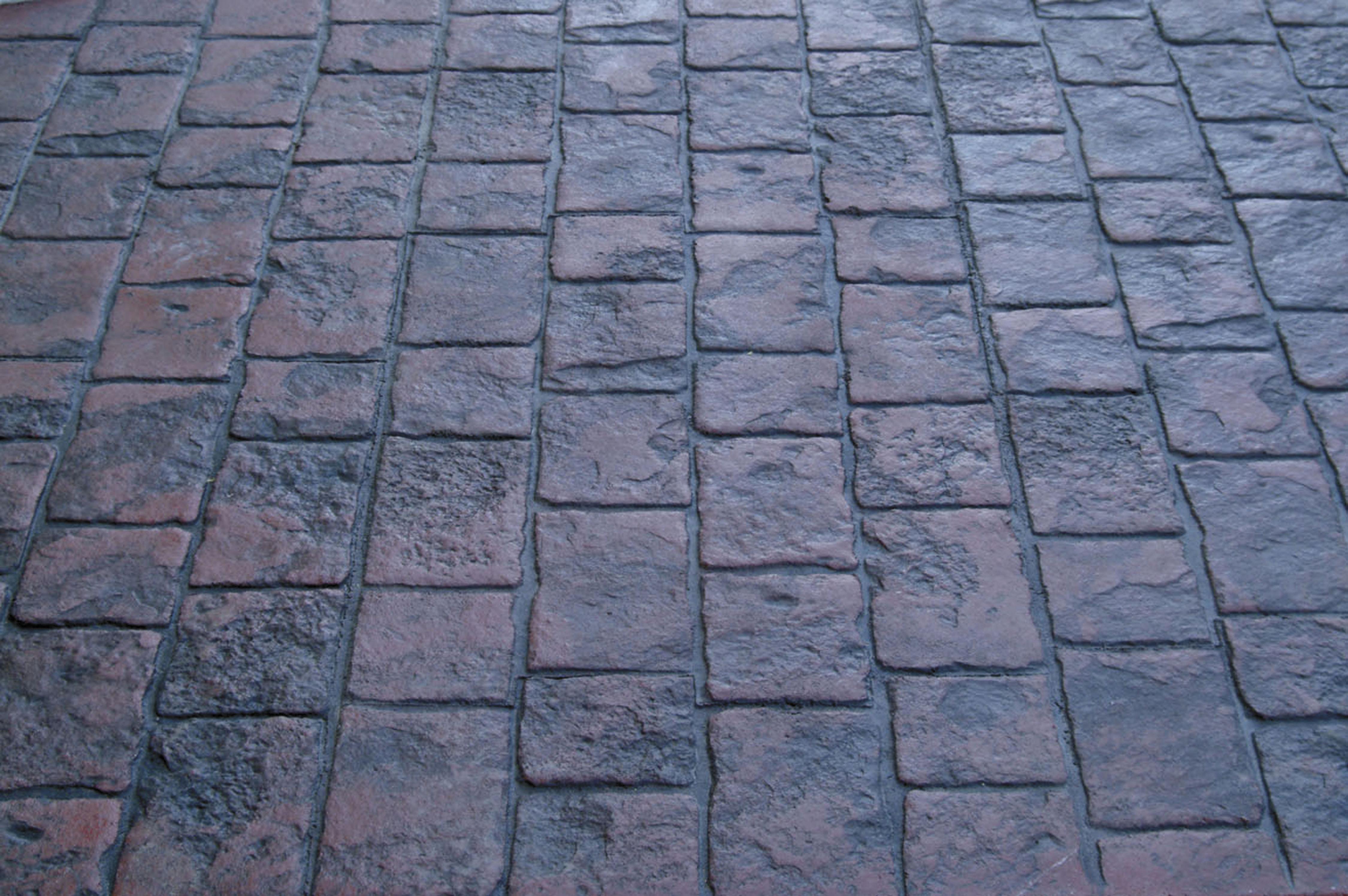 Concrete Stamping Tools  Supplies Rental Program