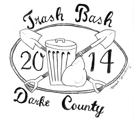 Trash Bash 2014 T-Shirt Contest Winners Announced