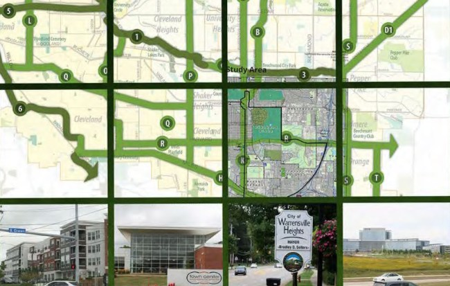 Northfield-Warrensville Multi-Modal Connectivity Plan