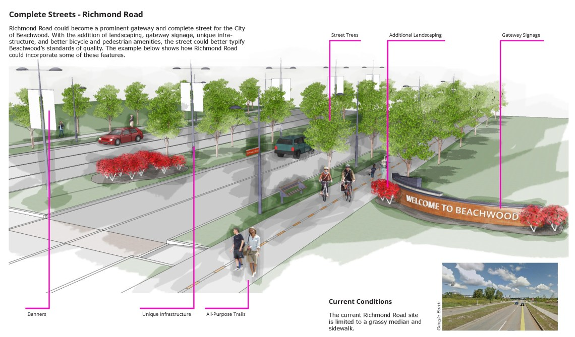 Making Richmond Road a complete street