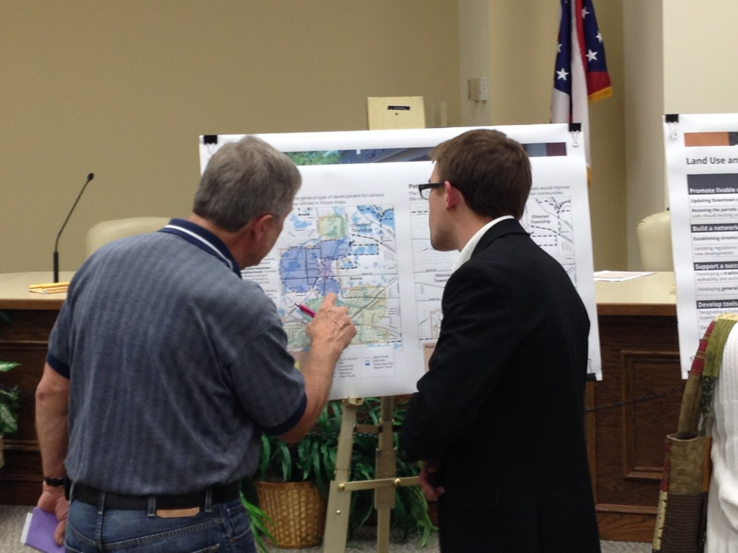 Olmsted Falls Public Meeting