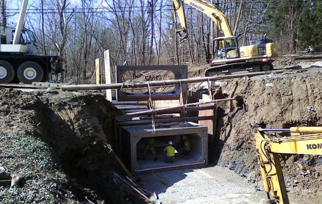 image underground pipe in North Royalton