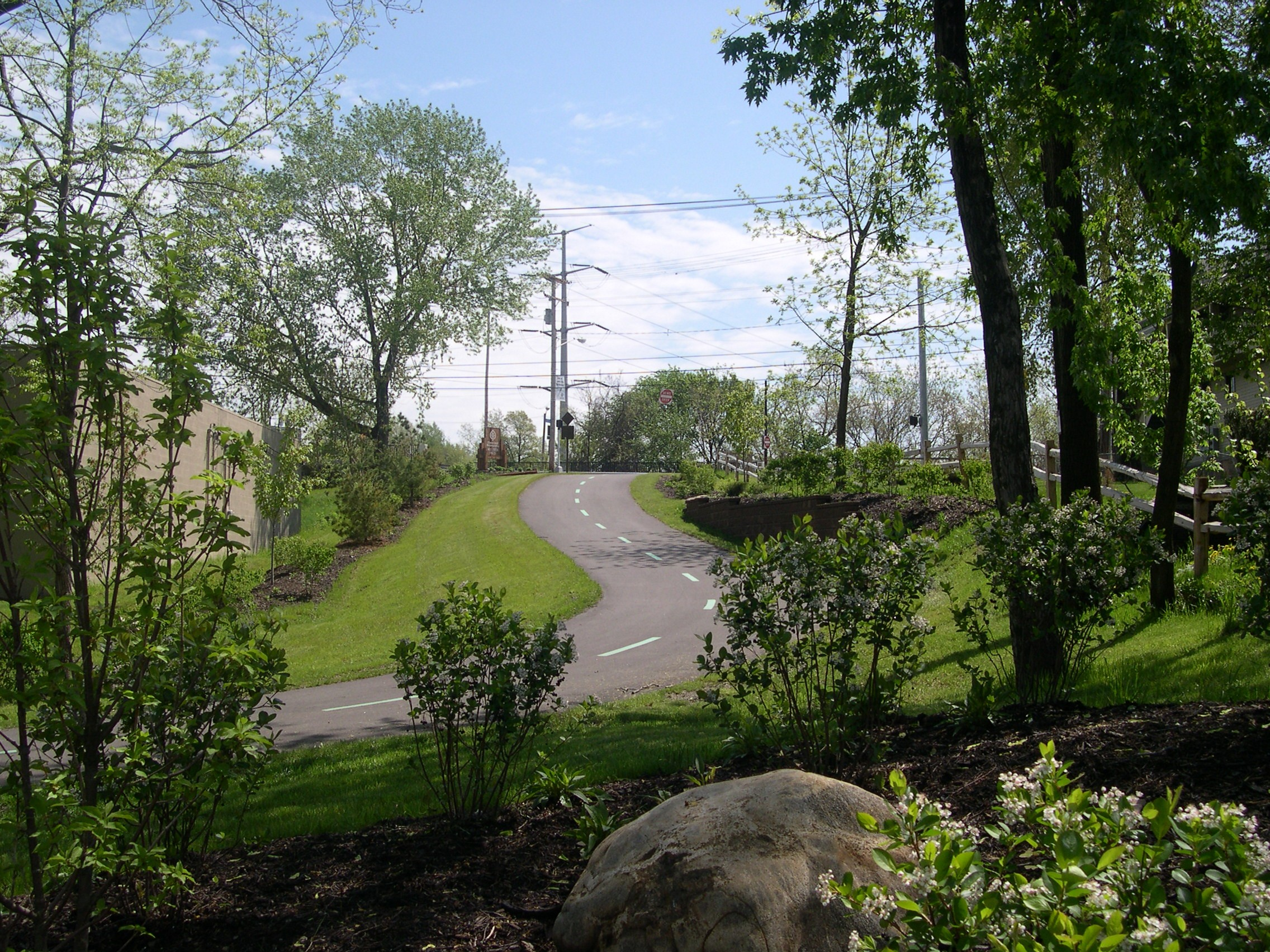 photo of a multipurpose trail