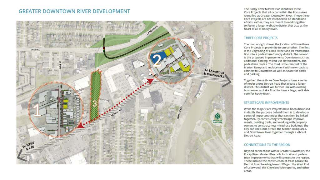 Greater Downtown River Development