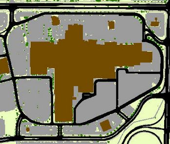 sample land use maps of commercial