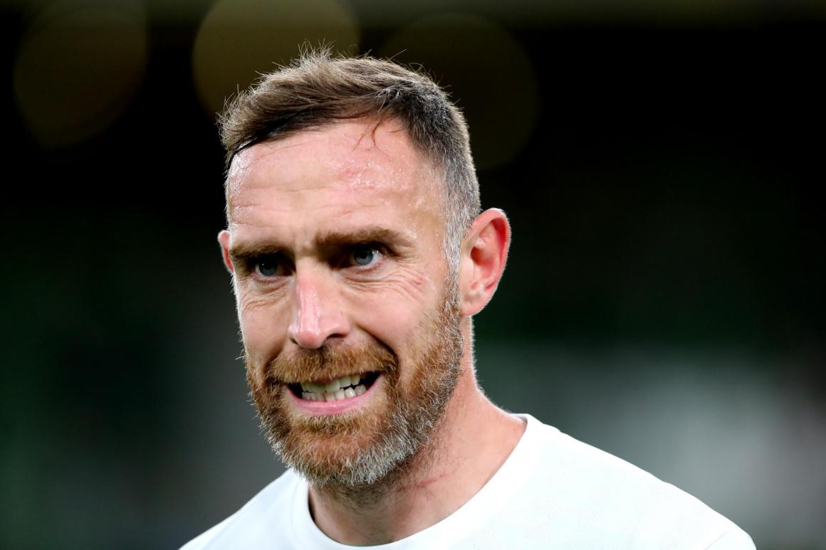 Car crash leaves Richard Keogh out until the end of the season ...