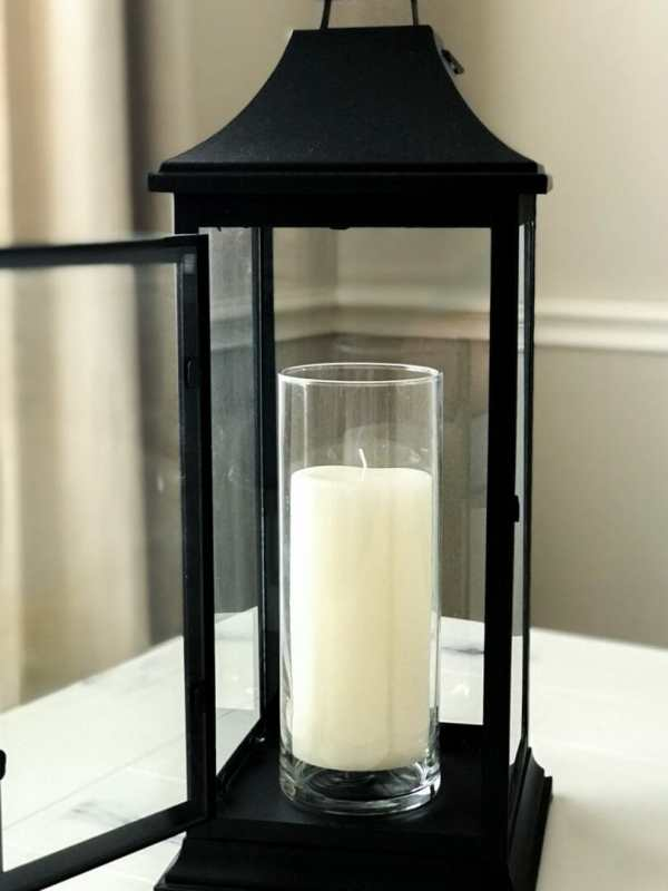 Easy Fall Lantern In 3 Minutes - County Road 407