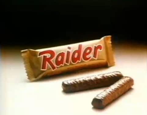 raider twix