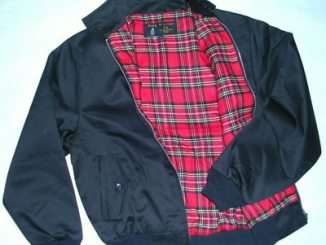 blouson harrington