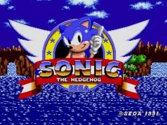 Sonic megadrive