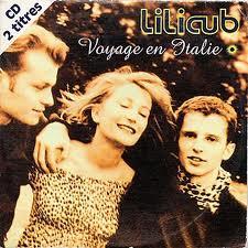 voyage en italie lilicub