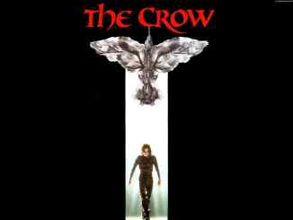 The Crow Affiche