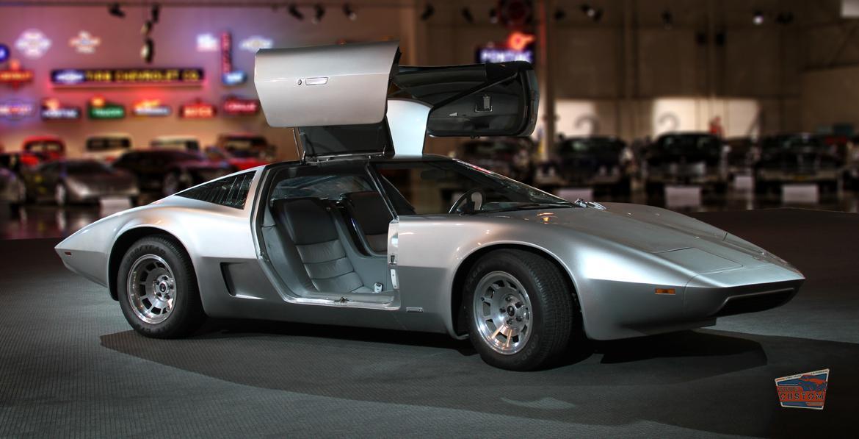 Aerovette – Corvette Show Car (1973)