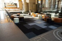 Customized Corporate Carpets & Rugs | Couper Croiser