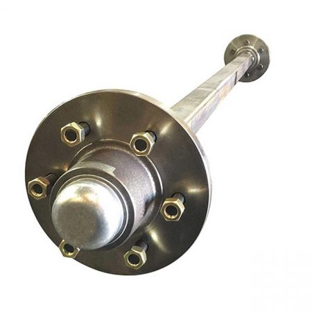50mm Square Lazy Axle Assembly