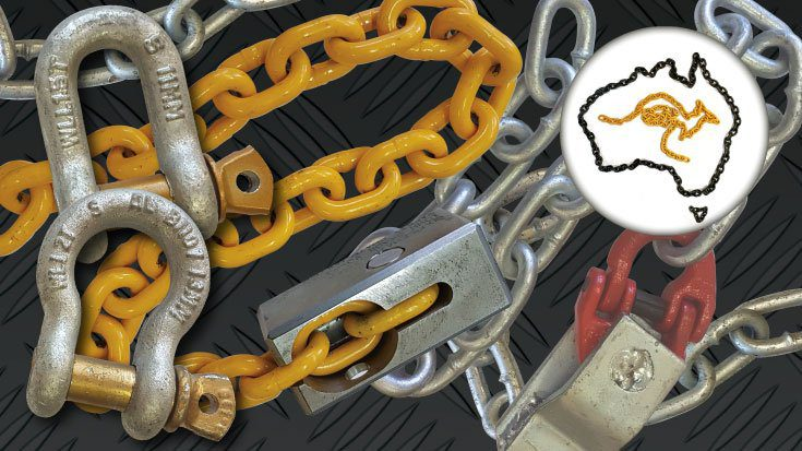 Dee Shackles and Safety Chains